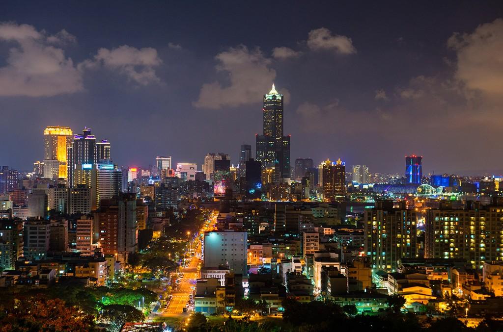 Kaohsiung skyline (Taiwan Tourism Bureau)