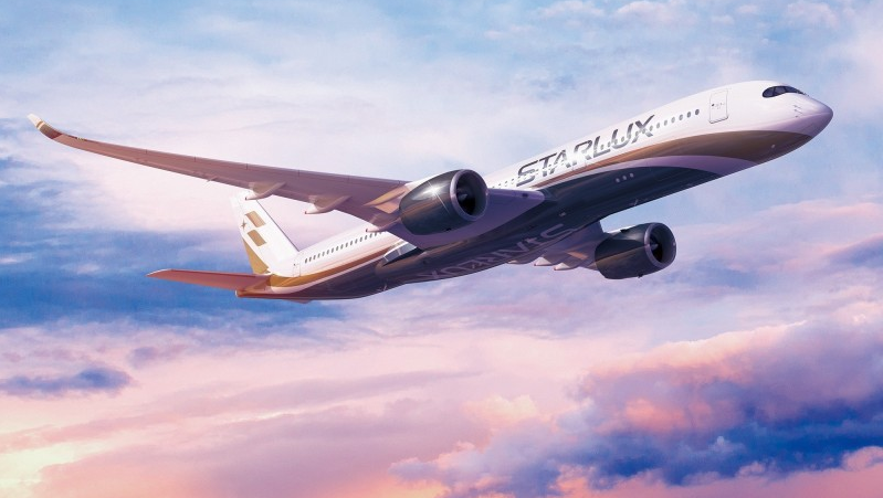 Taiwan's newest airline Starlux prepares to take flight