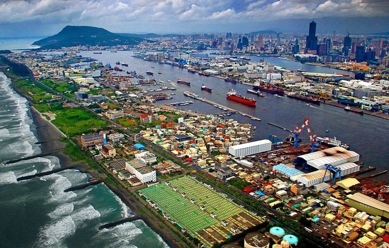 Port of Kaohsiung photo