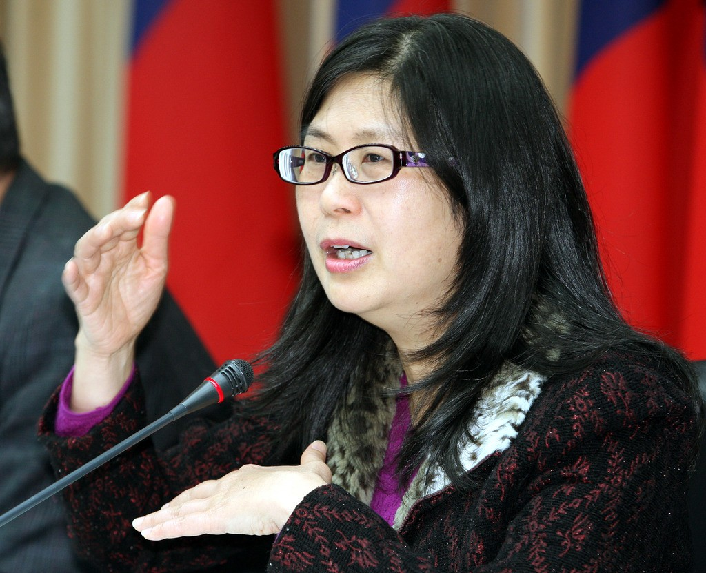 Lai Shin-yuan.