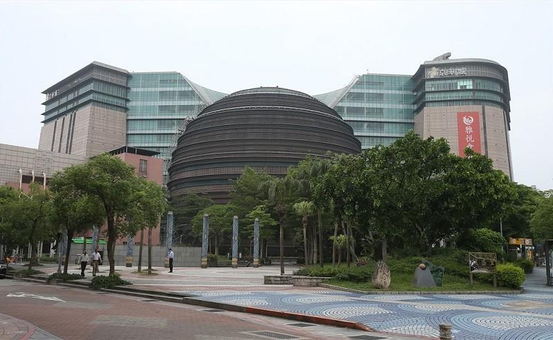 圖為京華城百貨 (中央社檔案照片)