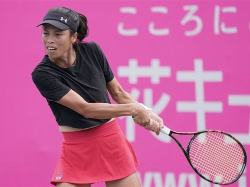 Taiwanese tennis ace Hsieh Su-wei (Image taken from twitter.com/WTA)