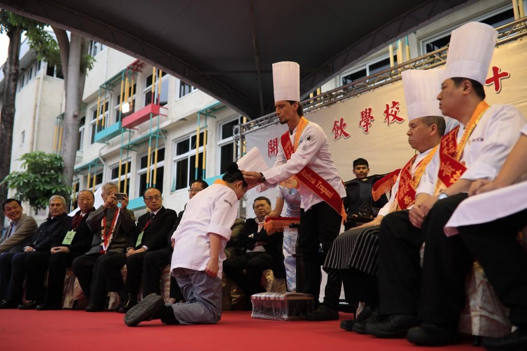 Annual Masterchef-Apprentice Ceremony (Photo Court...