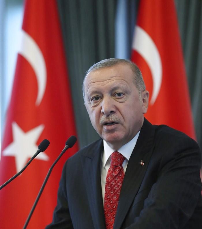 土耳其總統艾爾段(美聯社)