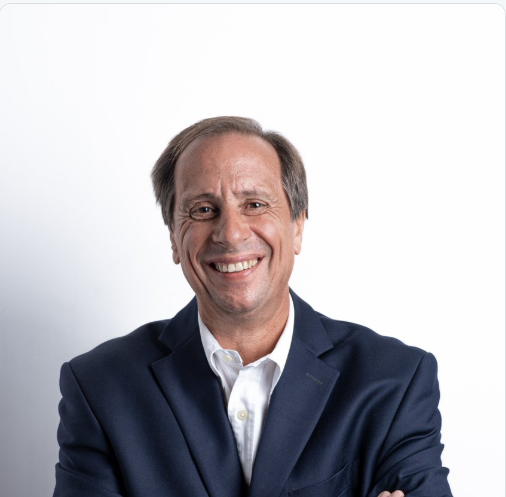 New HTC CEO Yves Maitre (screenshot from www.twitter.com/htc)