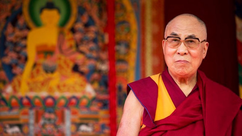 File photo: Dalai Lama