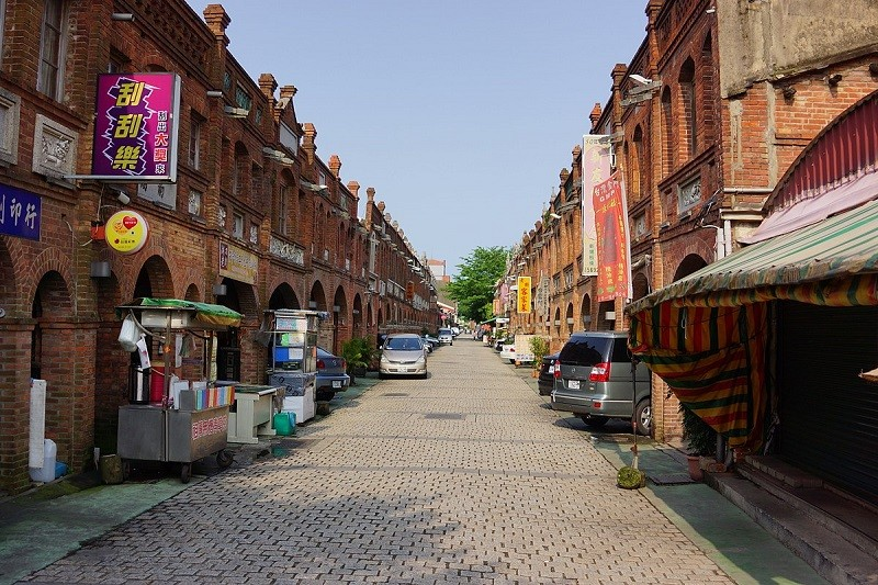 Hukou Old Street. (Wikimedia Commons photo)