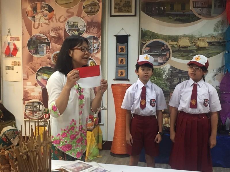 印尼語陳珊蘭老師(新北市政府)