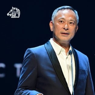 Johnnie To (Screen capture from Golden Horse Film Festival's Facebook page)