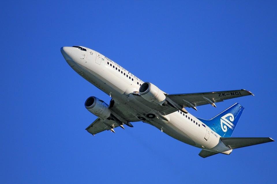波音737(圖/ pixabay)