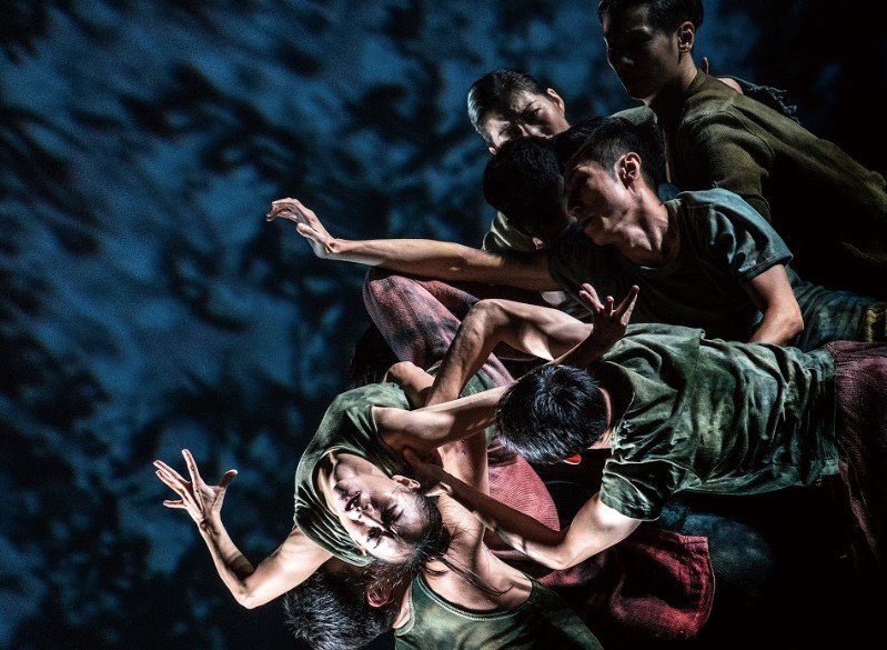 Cloud Gate's 'Formosa' ranked 14th best dance of the century. (Cloud Gate photo)