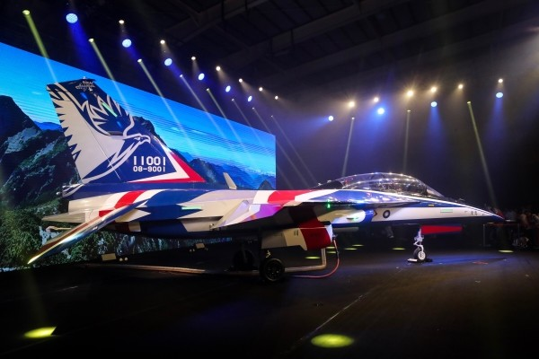 Taiwan's new trainer jets may be used in combat against China