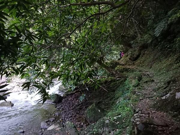 New Taipei's stunning Beishi riverbed walk revealed
