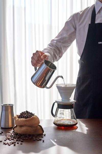 台北美福歡慶世界咖啡日 褐色愛戀暈染整個十月