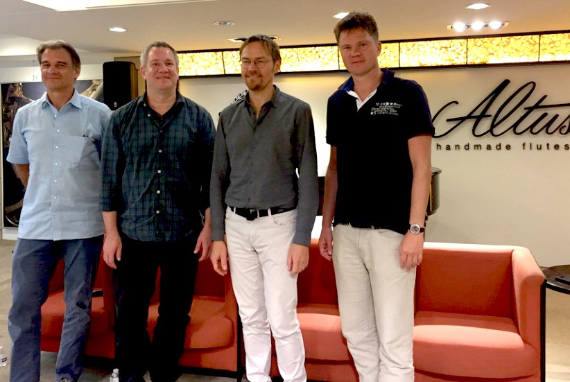 「維也納-柏林愛樂木管重奏團」將於國家音樂廳演出(圖/台灣英文新聞Lyla)
