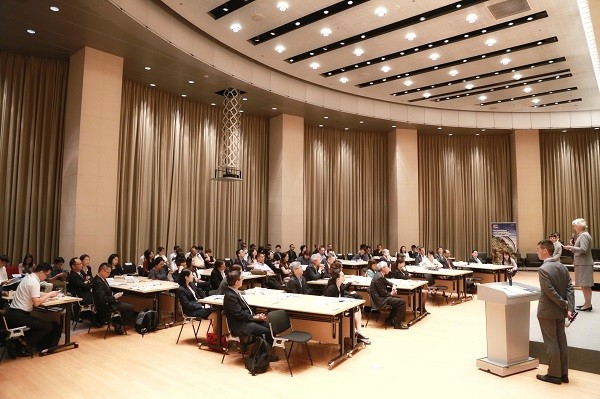 2019 Roundtable Discussion of International Climate and Sustainability Dialogue (Event photo)