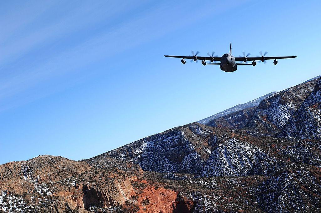 MC-130J特戰運輸機(wikimedia commons)