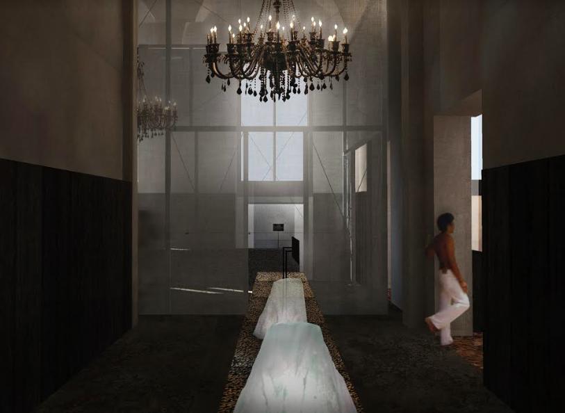 療癒!威尼斯建築雙年展 自然洋行打造「避世庇護所」
