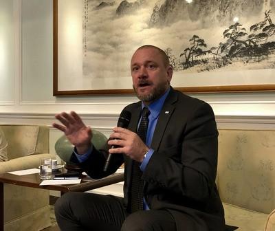 瑞典哥德堡大學教授林柏格27日表示,根據一項調查, 台灣是全球遭受外國政府假訊息攻擊最嚴重的國家,建 議台灣與其他國家討論因應之道。 中央...