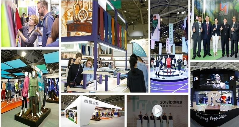 The 23rdTaipei Innovative Textile Application Show (TITAS 2019) (titas.tw)