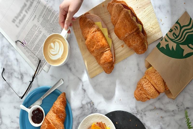 Starbucks opens first bakery in Taipei  (Starbucks photo)