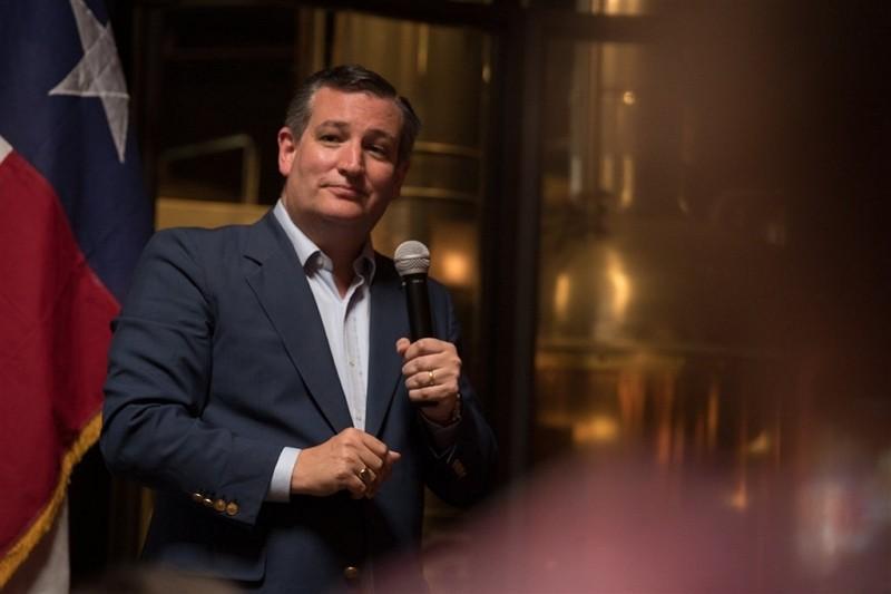 US Senator Ted Cruz  (CNA photo)