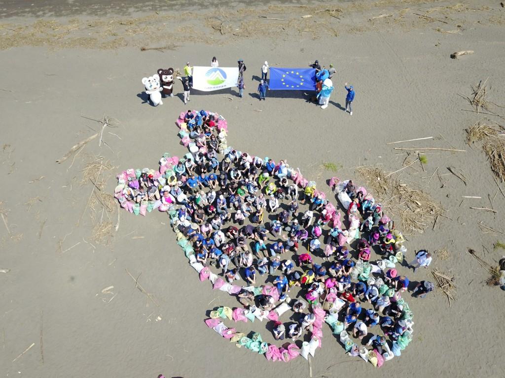 照片由環保署提供