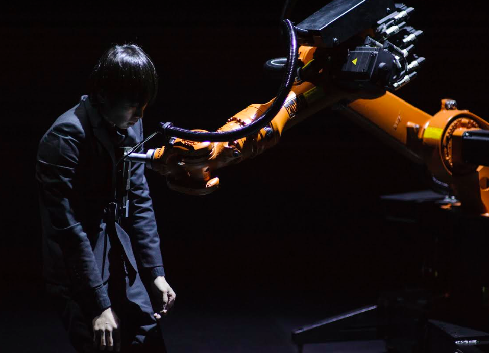 """Huang Yi & KUKA"" will showcase at Festival Internacional Cervantino (Ministry of Culture photo)"