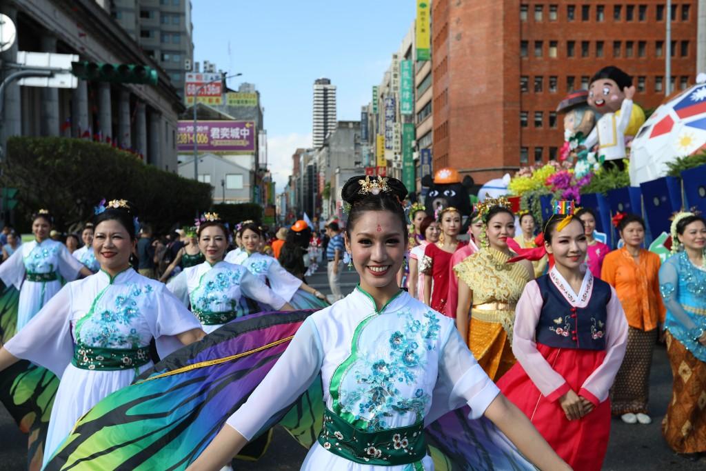 「臺灣小姐」張宇臻將在國慶花車遊行舞出新住民之美(照片來源:移民署)