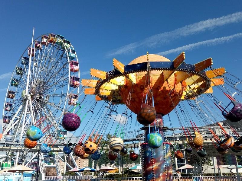 (Taipei Children's Amusement Park photo)