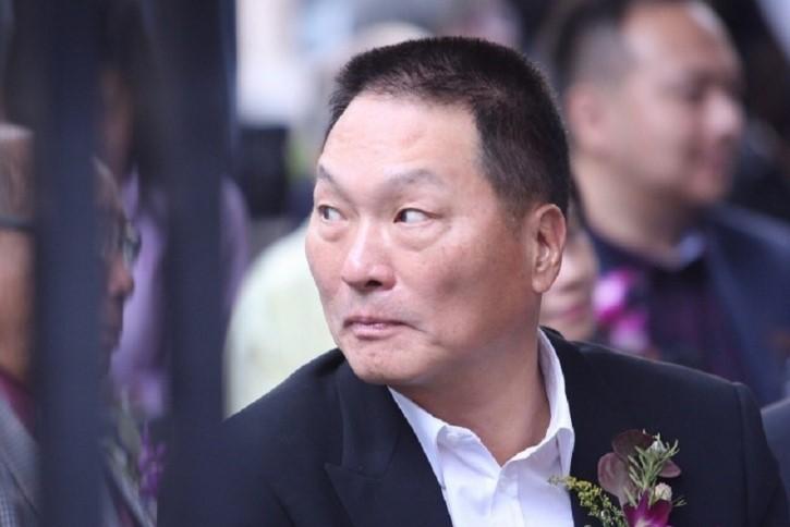 Media tycoon Gary Wang.