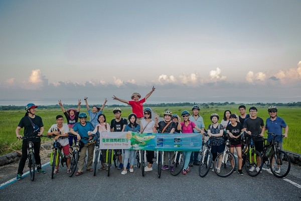 Scenic bike tours in Taiwan's Taitung open for registration