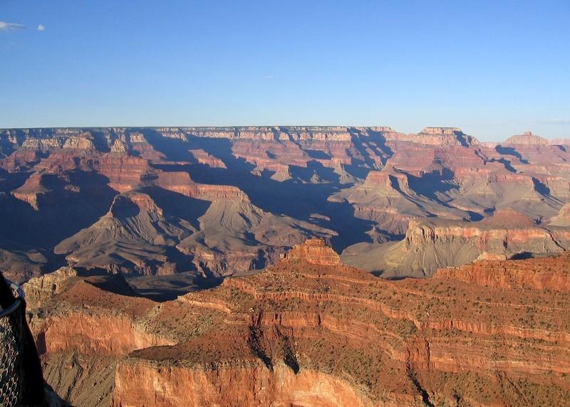 大峽谷國家公園 (圖/維基百科)