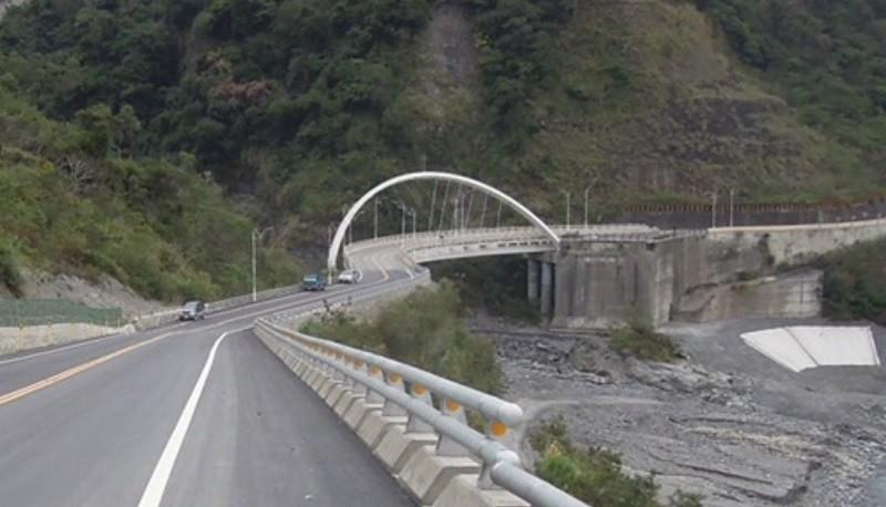 台東松楓橋 (圖)106年已修復通車 (圖/台東縣政府官網)