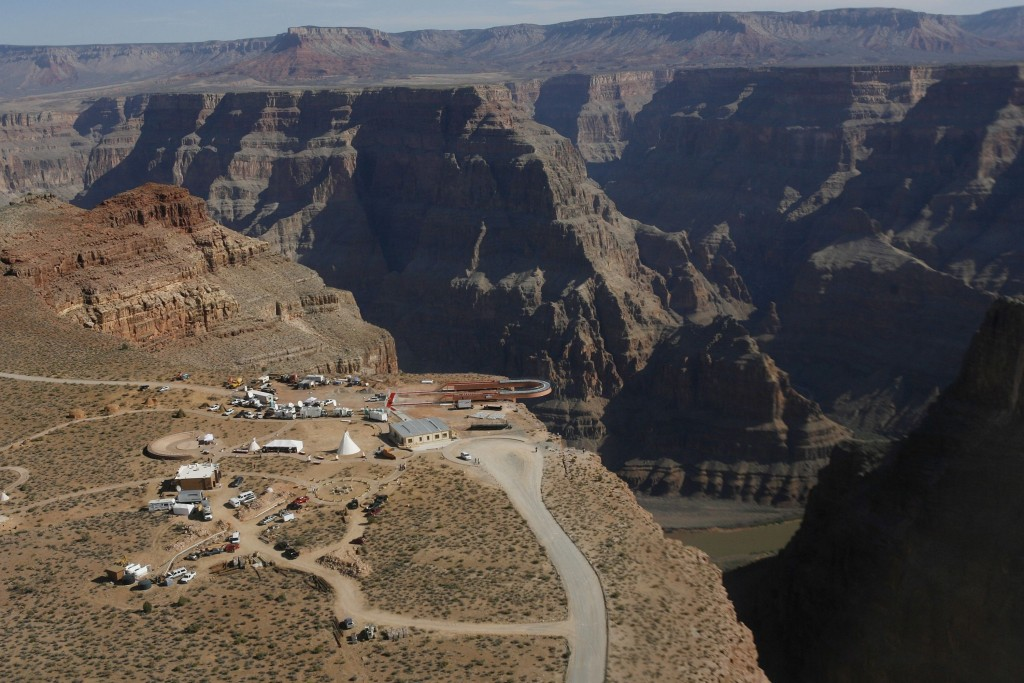 Archive photo of the Grand Canyon.