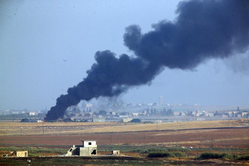 土耳其轟炸敘利亞(AP)
