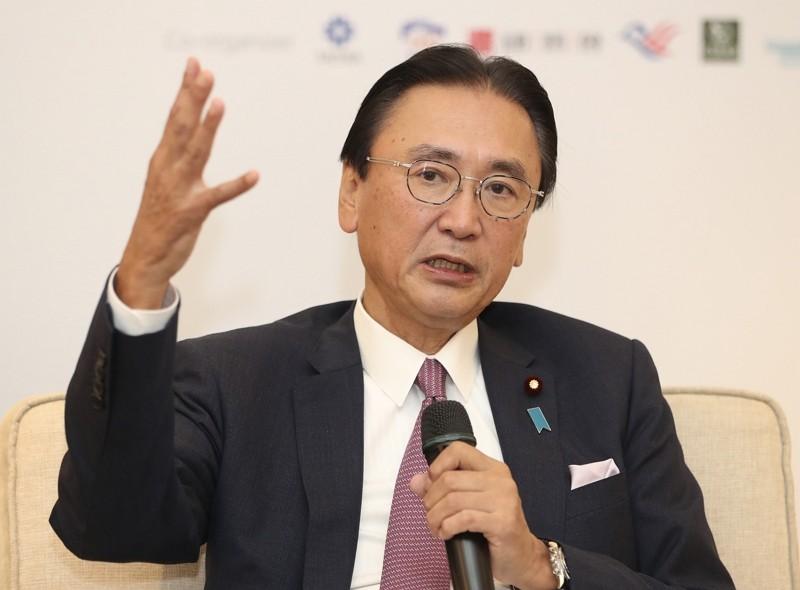 Japanese Diet member Keiji Furuya
