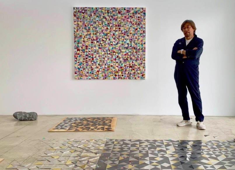 莊普個展「幻覺的宇宙」將於誠品畫廊登場(圖/誠品畫廊)