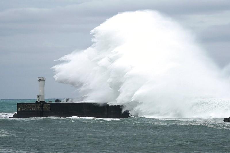 Typhoon Hagibis is threatening Japan this coming weekend.