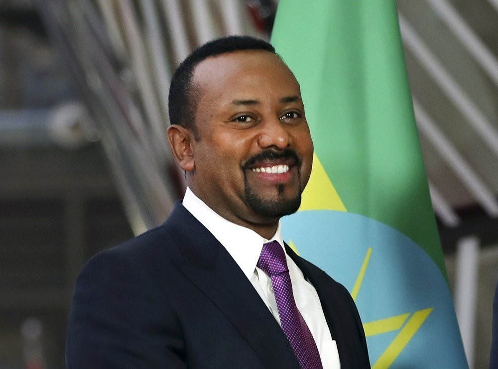 Ethiopian Prime Minister Abiy Ahmed won the 2019 Nobel Peace Prize.