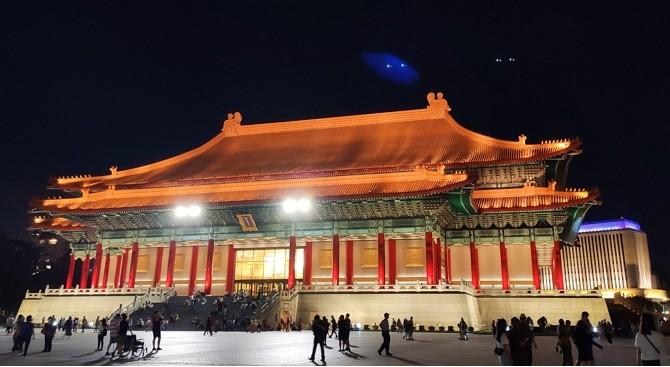Chiang-Kai Shek Memorial Hall (Jo-Luen Liao photo)