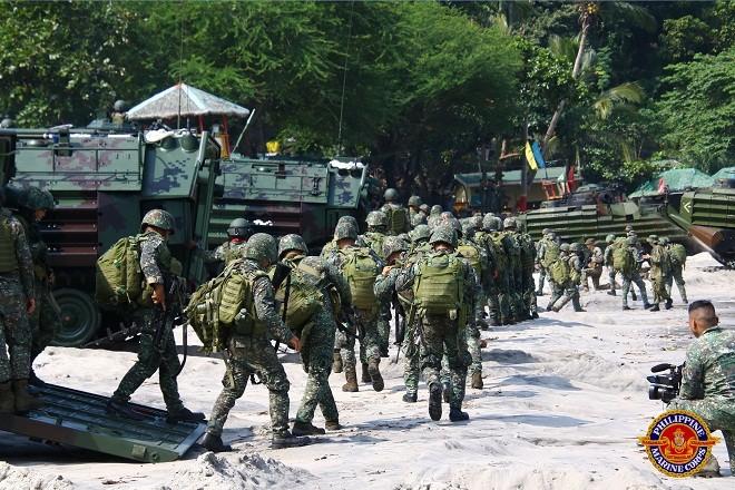 (Philippine Marine Corps photo)