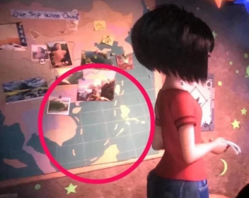 (Screenshot of scene from Reddit)