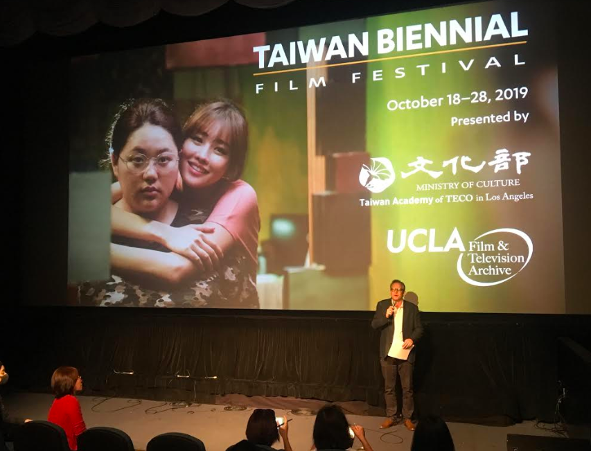 Taiwan Biennial Film Festival starts this week in LA. (Ministry of Culture photo)