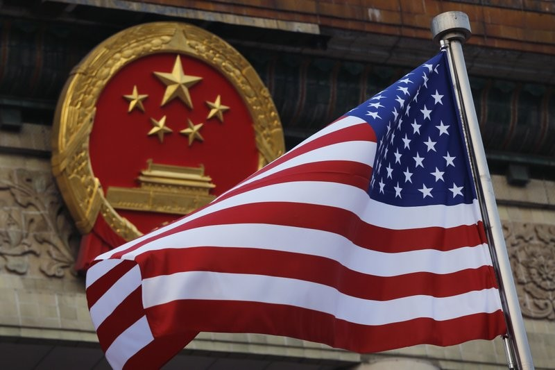 Two US citizens detained in China on human trafficking charges