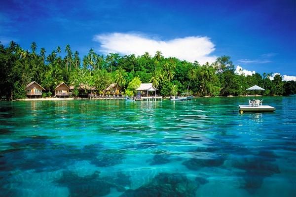 Tulagi part of Solomon Islands. (Facebook photo)
