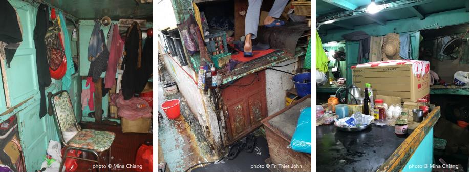 Taiwan's fishing industry still flouting human rights