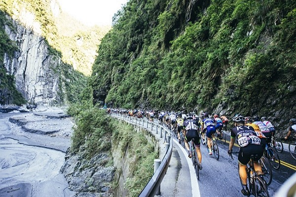 Taiwan KOM Challenge takes place Oct 25 (KOM photo)
