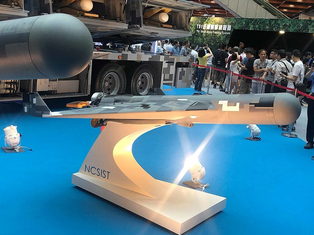 Taiwan building fleet of Kamikaze drones to counter attack by China