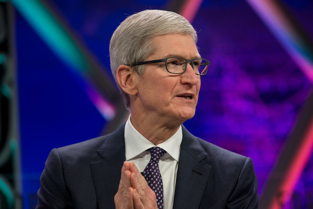 Apple CEO Tim Cook (Fortune photo)